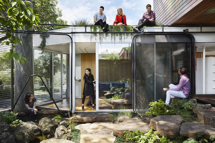 Kuća u Melburnu - energetski efikasna, održiva i ekološka