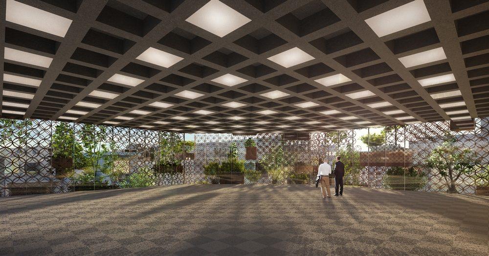 Duple fasade kao odgovor tropskim vrelinama