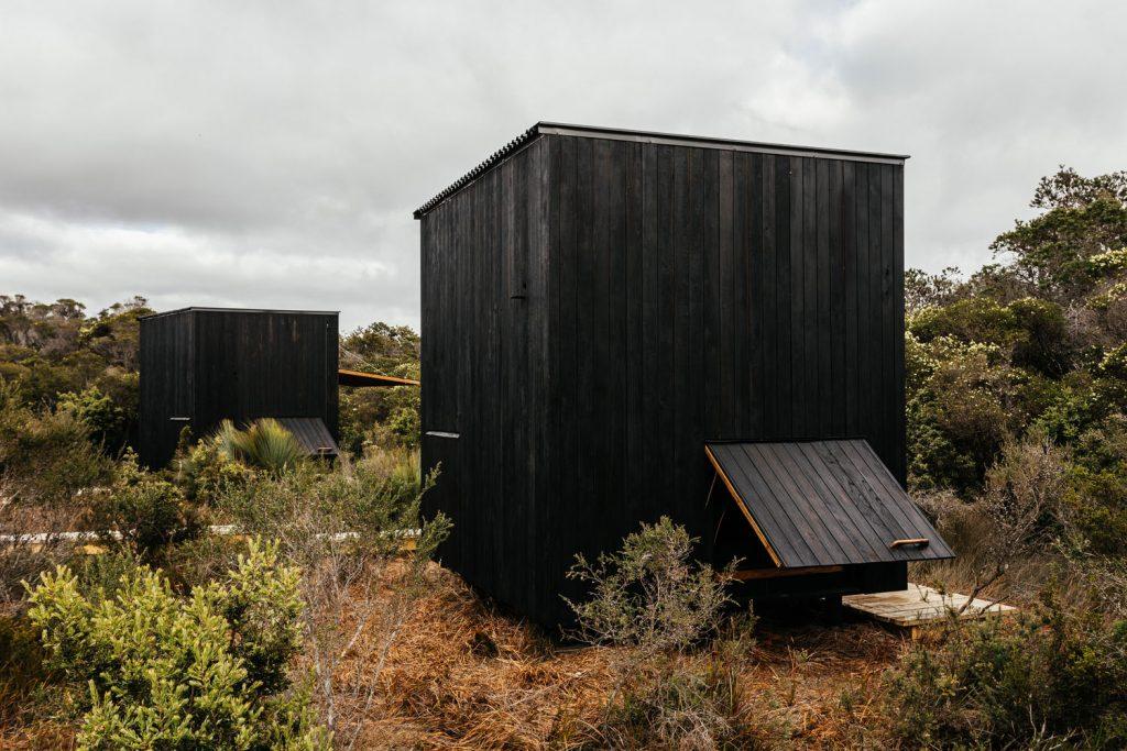Kamp na Tasmaniji - mesto odmora i relaksacije