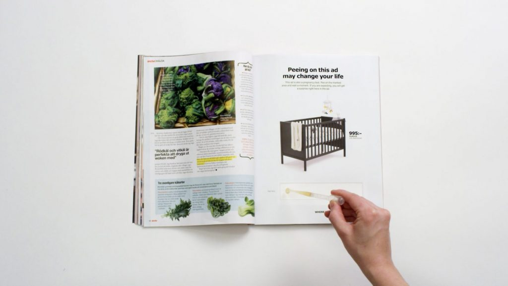 Ikea reklama test