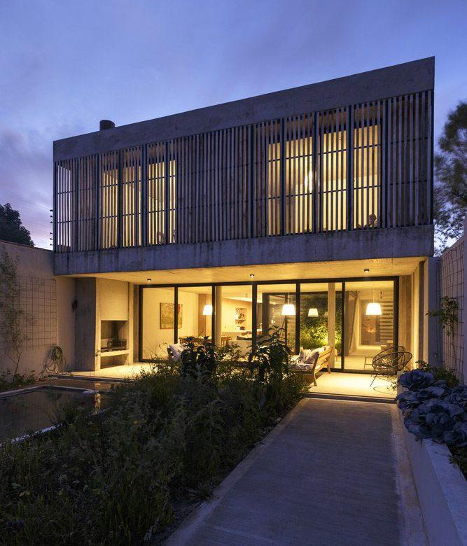 Kuća MeMo - ekološka, održiva i sa obiljem zelenih krovova