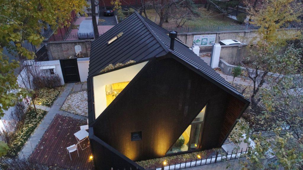 Moderan bungalov za tročlanu porodicu u strogom centru grada (11)
