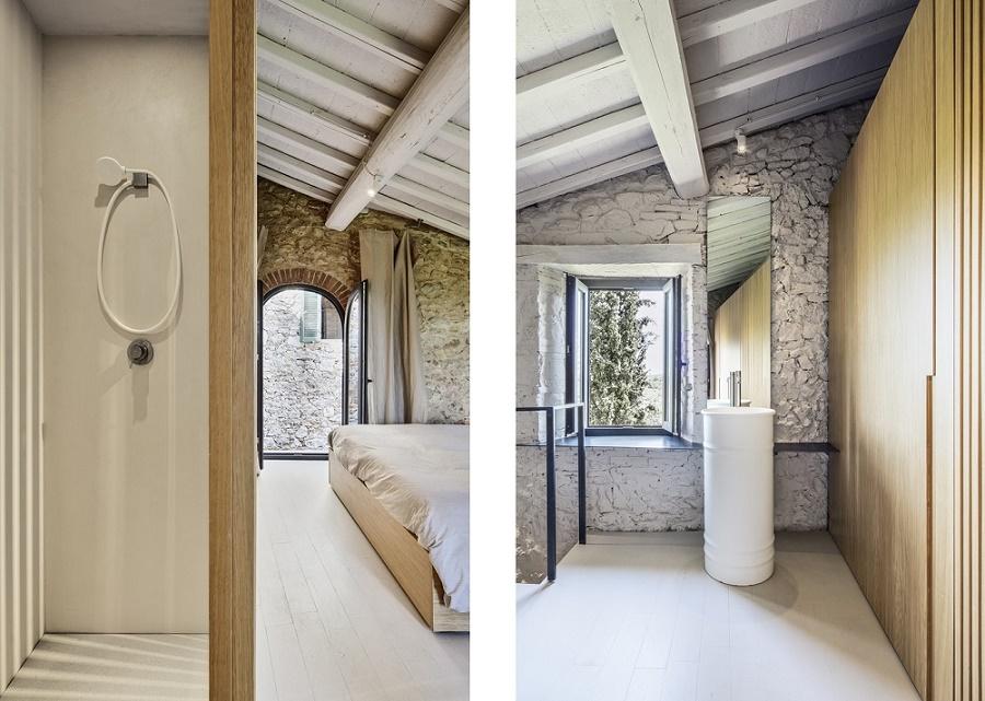 Mali apartman u još manjem naselju zanosne Toskane