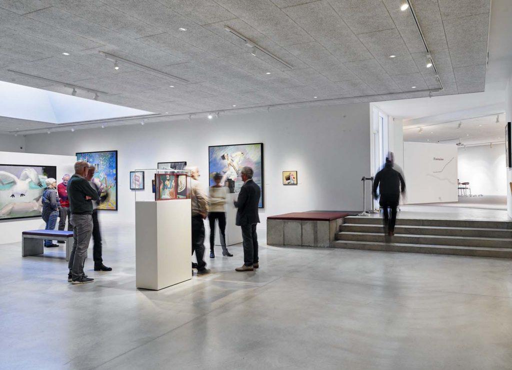 Umetniči paviljon Henninga Larsena u Danskoj