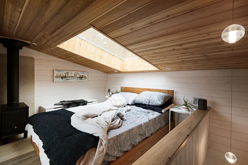 Mala kuća, velika sloboda na ostrvu Galijano u Kanadi